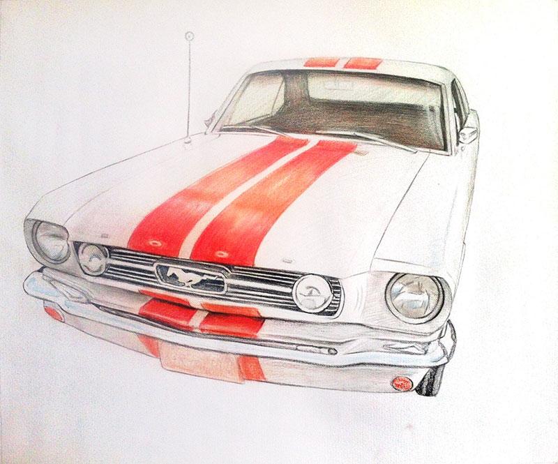 Portrait voitures