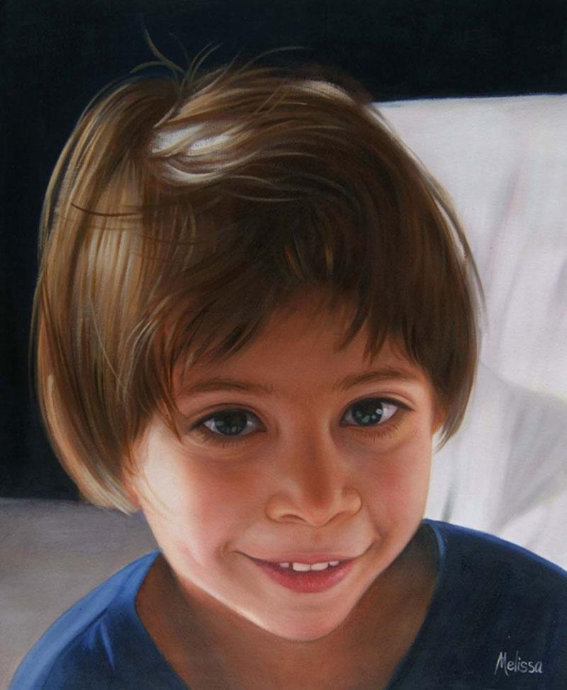tableau d'enfant