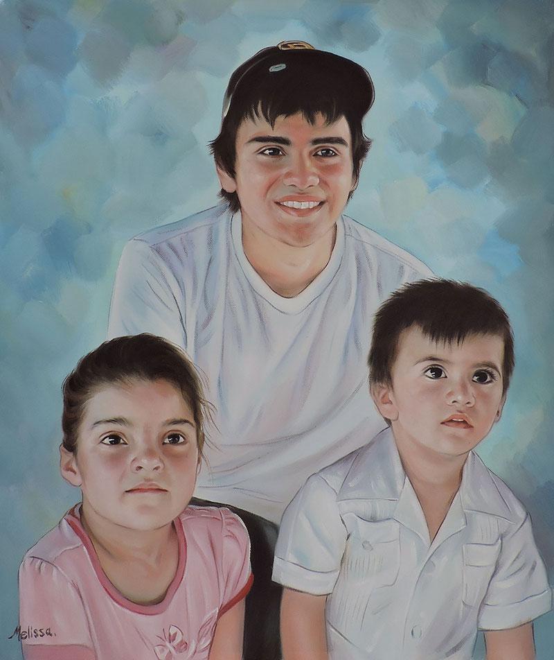 Frères en portrait