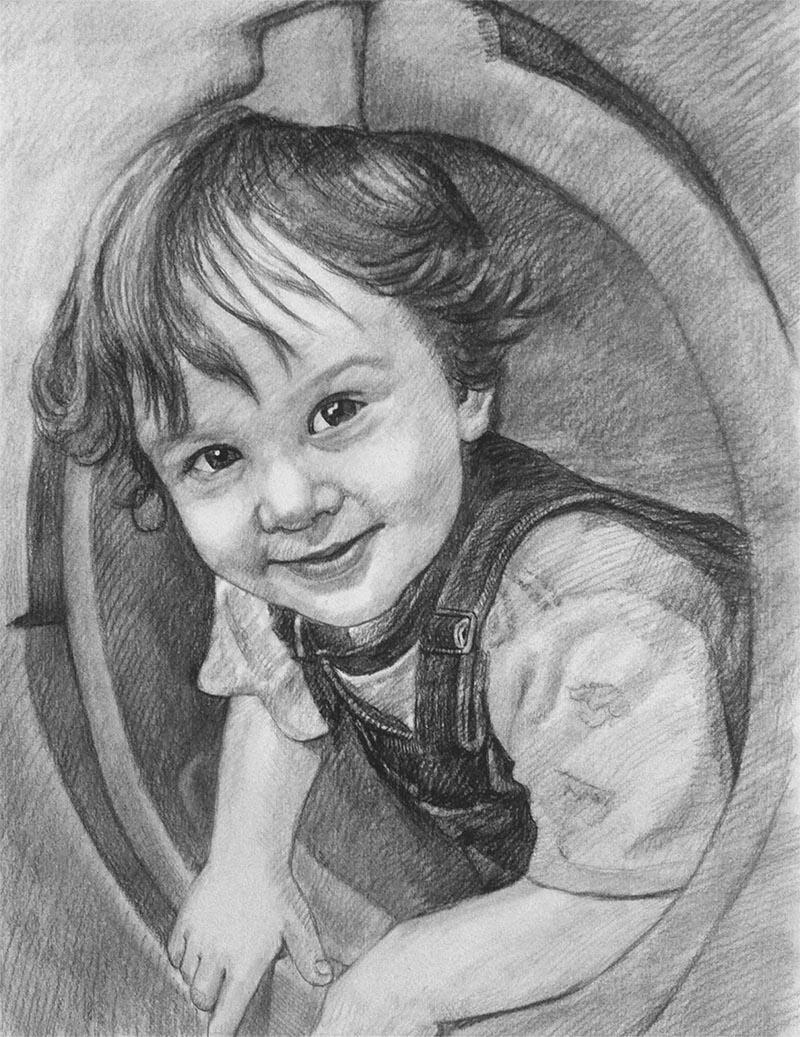 local portrait artist