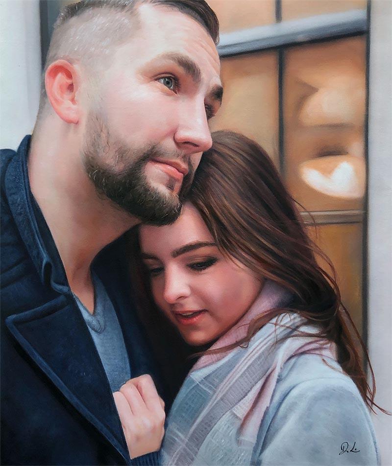 portrait painters
