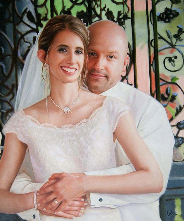bruiloftsschilders