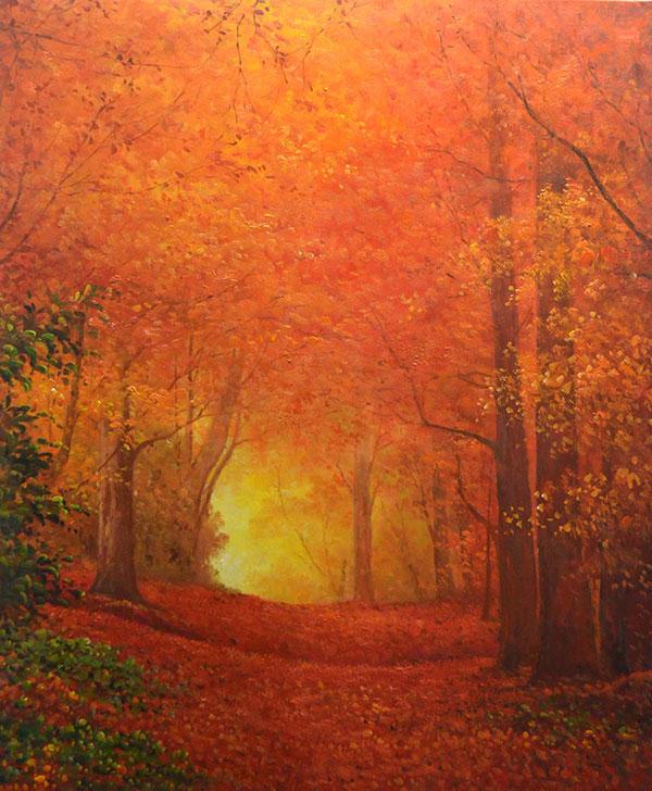 ein Foto in ein Gemälde verwandeln