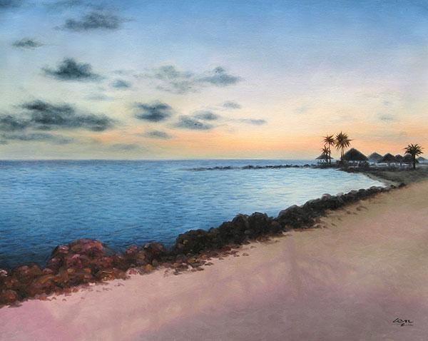 Portrait paysage
