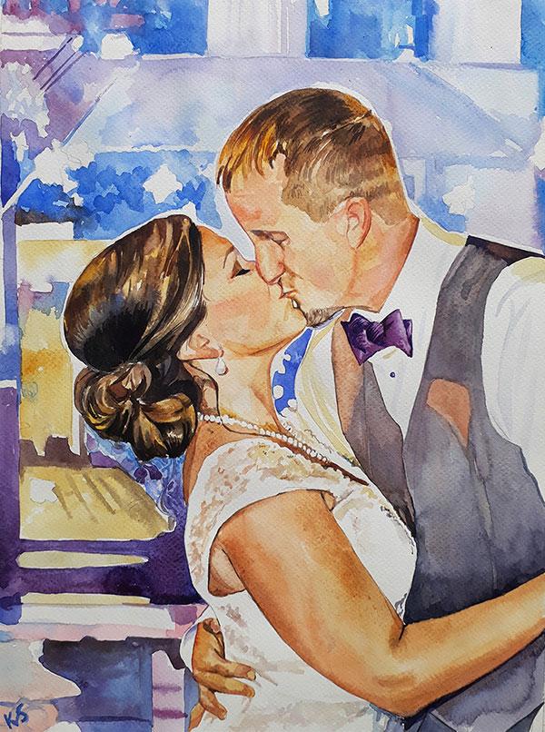 Peinture couples