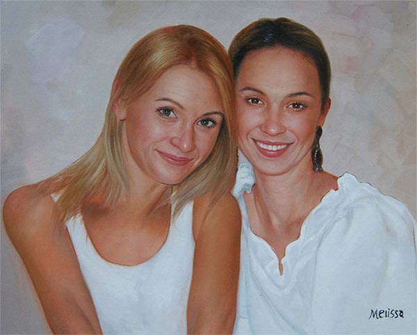 convert photo to painting