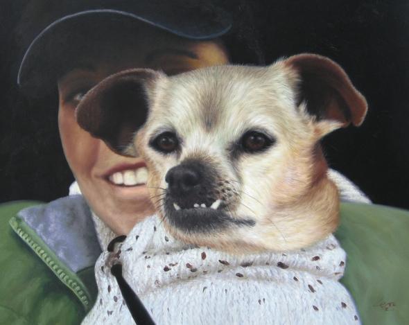 retratos personalizados