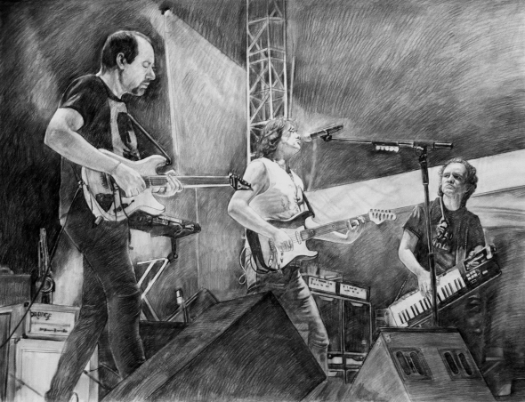 concert artwork