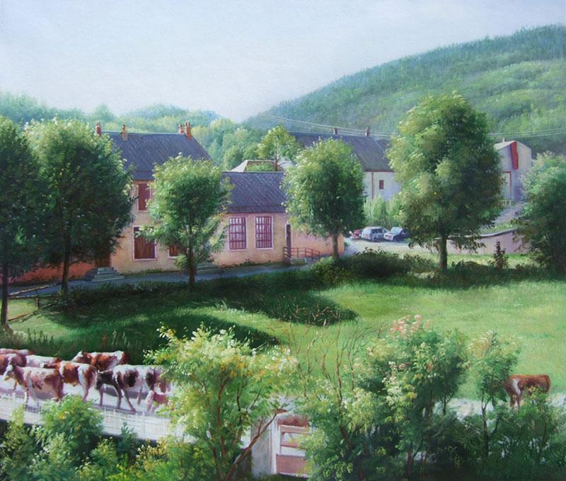 tableaux paysage