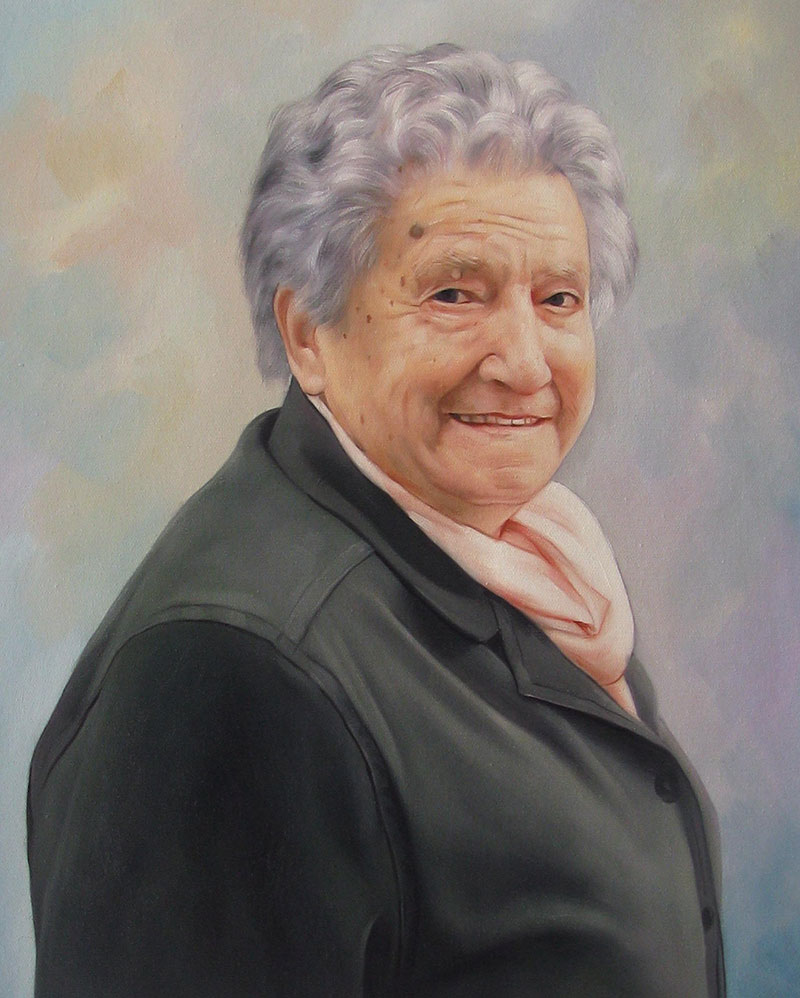 retratos por encargo baratos