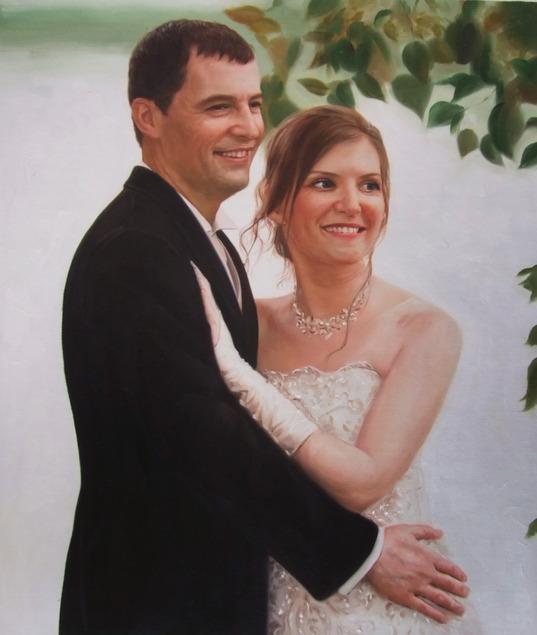 peintures couples