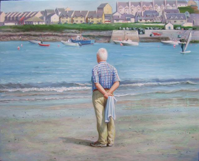 amazing oil landscape painting