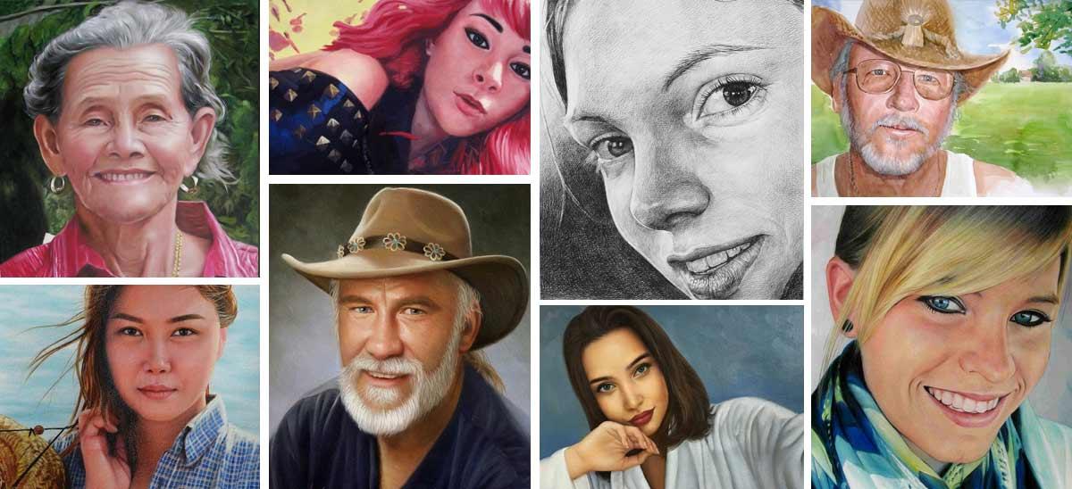 Individuele Portretten