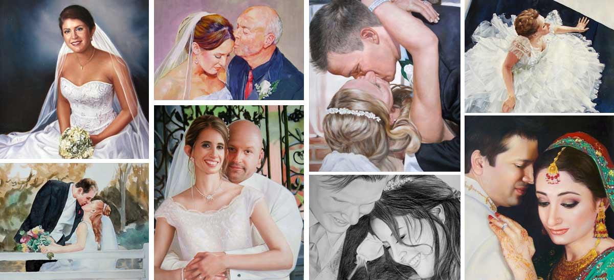 Bruiloft Portretten