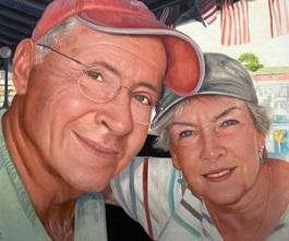Custom Couple Paintings